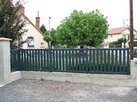 Barrière de clôture Caravelle