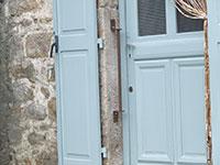 Rampe d'appui pour porte