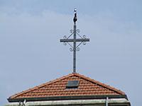 Croix de clocher