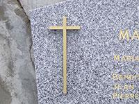 Croix pour stèle  réf. 1616